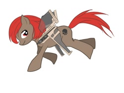 Size: 1200x900   Tagged: artist needed, source needed, safe, oc, oc only, species:earth pony, species:pony, battleship, crossover, eve online, original species, ponified, simple background, solo, spaceship, white background