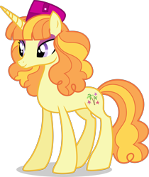 Size: 4000x4773 | Tagged: safe, artist:ambassad0r, character:tropical dream, episode:princess spike, g4, my little pony: friendship is magic, absurd resolution, simple background, solo, transparent background, vector