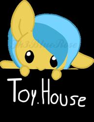 Size: 346x451 | Tagged: safe, artist:th3bluerose, base used, oc, oc:ocean shore, species:pegasus, species:pony, g4, chibi, pegasus oc, sign, toyhouse, wings