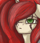 Size: 2037x2215 | Tagged: safe, artist:temp, oc, oc:gingersnaps, species:alicorn, species:pony, g4, female, mare, solo
