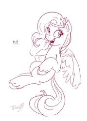 Size: 860x1200 | Tagged: safe, artist:jowybean, character:pipp petals, species:pegasus, species:pony, g5, pipp wings, solo, unshorn fetlocks
