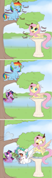 Size: 791x2700 | Tagged: safe, artist:evehly, character:fluttershy, character:princess celestia, character:rainbow dash, character:twilight sparkle, character:twilight sparkle (alicorn), species:alicorn, species:pegasus, species:pony, g4, :<, :c, :t, backwards cutie mark, behaving like a bird, behaving like a duck, behaving like a goose, birb, bird, bird bath, bird pone, butt, chest fluff, colored wings, colored wingtips, comic, confused, crown, crying, cute, cutie mark, derp, duck, duck pony, ducklestia, ear piercing, english, eyes closed, female, fleeing, flying, frightened, frown, gooselestia, gradient wings, grass, honk, interrupted, jewelry, lake, lying down, majestic as fuck, mare, meme, multicolored wings, needs a fanfiction, noise, one eye closed, onomatopoeia, open mouth, outdoors, piercing, pond, prone, quack, question mark, regalia, resting, roleplaying, sillestia, silly, silly pony, sitting, smiling, spread wings, sunbutt, surprised, swan, swanlestia, swimming, teary eyes, tongue out, tongue piercing, tree, wall of tags, wat, weapons-grade cute, wide eyes, wings, wink, zip lines