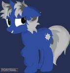 Size: 1144x1200   Tagged: safe, artist:indonesiarailroadpht, artist:ponyrailartist, oc, oc only, species:pony, species:unicorn